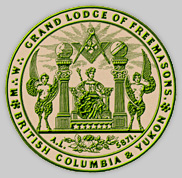 Vcitoria-Columbia Grand Lodge Seal